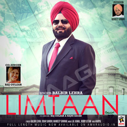Listen to Didar Tera Na songs from Limtaan
