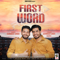 First Word songs