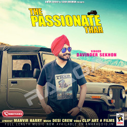 The Passionate Thar songs