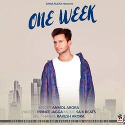 One Week songs