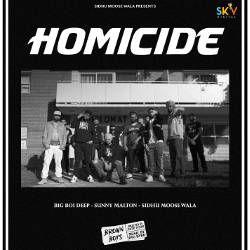 Homicide songs