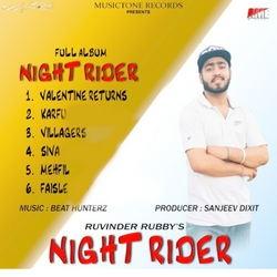 Night Ride songs