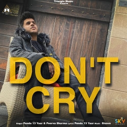 Dont Cry songs