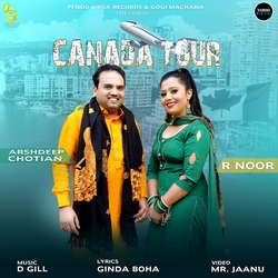 Canada Tour songs
