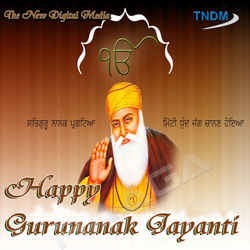 Listen to Gurji Ke Darshan Ko Bal Jaun songs from Happy Gurunanak Jayanti