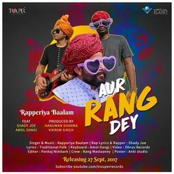 Aur Rang Dey songs