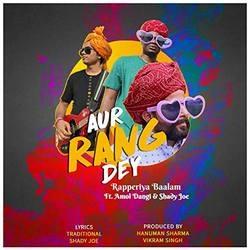 Aur Rang Dey Fusion songs