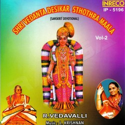 Shri Vedanta Desika Sthothra Mala Vol - 2