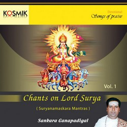 Chants On Lord Surya - Vol 1 songs