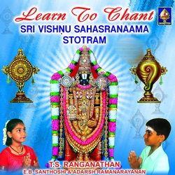 Listen to Introduction songs from Sri Vishnu Sahasranaama Stotram - Vol 1