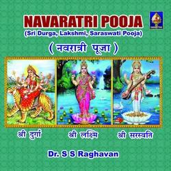 Listen to Ghantaa Poojaa songs from Navarathri Pooja - SS. Raghavan (Vol 2)