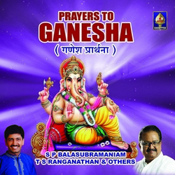 Prayers To Ganesha