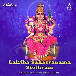 Lalitha Sahasranama Stothram