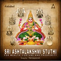 Sri Astalakshmi Stuthi songs