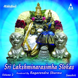 Sri Lakshmi Narasimha Slokas - Vol 2 songs