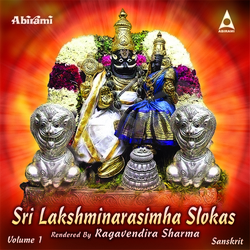 Listen to Sri Narasimha Dwatrimshad Beejamala Stothram songs from Sri Lakshmi Narasimha Slokas - Vol 1