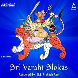 Listen to Sri Bhoovaraha Asthothra Sathanama Stothram songs from Sri Varahi Slokas