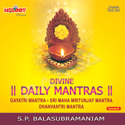 Listen to Gayatri Mantra songs from Divine Daily Mantras - Vol 1