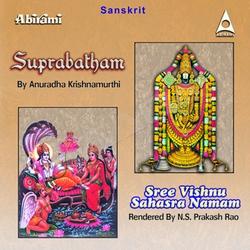 Suprabatham And Sri Vishnu Sahasra Namam