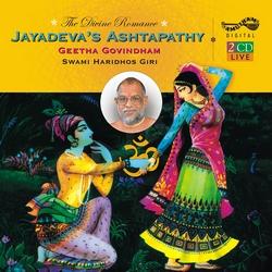 Listen to Smara Samarochitra Virachitha songs from Jayadeva's Ashtapadi - Geetha Govindham (Vol 1)