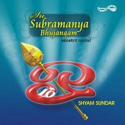 Sri Subramanya Bhujangam