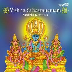 Vishnu Sashasranamam