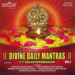 Listen to Gurur Bramha songs from Divine Daily Mantras - Vol 2