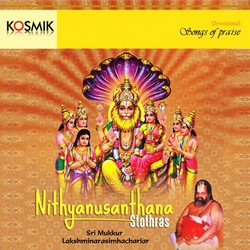 Listen to Bhishma Stuthi songs from Nithyanusanthana Stothras
