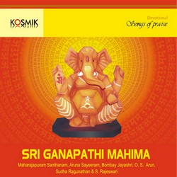 Listen to Ganapathi Stothram - Sada Bala songs from Sri Ganapathi Mahima