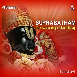 Suprabatham - The Awakening of Lord Balaji songs