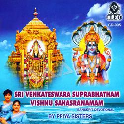 Sri Venkateshwara Suprabhatham Vishnu Sahasranamam