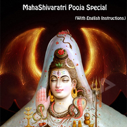 Listen to Bilva Patra Pooja - Bilvashtotra Shatanamavali - 1 songs from Mahashivaratri Pooja Special (With English Instructions) - Part 1