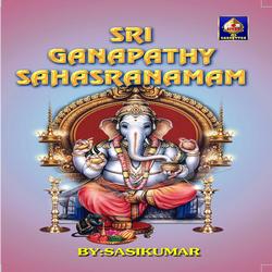 Sri Ganapati Sahasranaamam