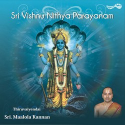 Listen to Sri Varadharaja Stothram songs from Sri Vishnu Nithya Parayanam