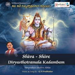 Listen to Shiva Panchakshara Nakshatramala Stotram songs from Shiva - Shive Divyasthotramala Kadambam