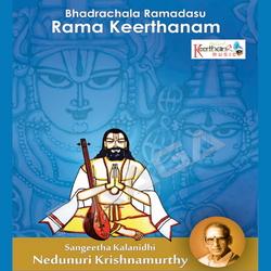 Bhadrachala Ramadasu Rama Keerthanam