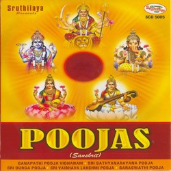 Listen to Sri Sathyanarayana Pooja songs from Poojas