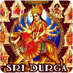 Listen to Om Shri Durga Parmeshwaryae songs from Sri Durga