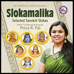 Listen to Maadan Namaami Slokam songs from Slokamaalika