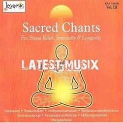 Sacred Chants - Vol 3