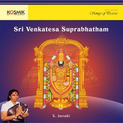 Listen to Sri Venkatesa Sthothram songs from Sri Venkatesa Suprabhatham
