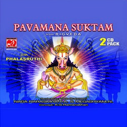 Pavamana Suktam From Rigveda With Phalasruthi songs