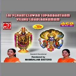 Sri Venkateshwara Suprabhatham - Vishnu Sahasranamam songs