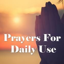 Prayers For Daily Use songs