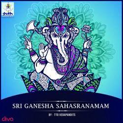Sri Ganesha Sahasranamam