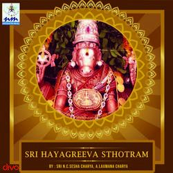 Sri Hayagreeva Sthotram songs