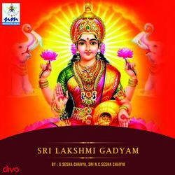 Sri Lakshmi Gadyam songs