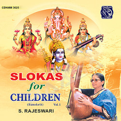 Listen to Ganaashtakam songs from Slokas For Children - Vol 1
