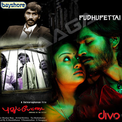 Listen to Gangster's Marriage party: Pulpesum Poo Pesum songs from Pudhupettai