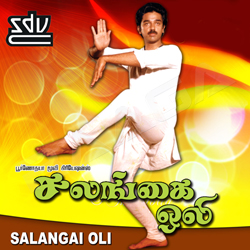 Listen to Thakida Thathumi songs from Salangai Oli